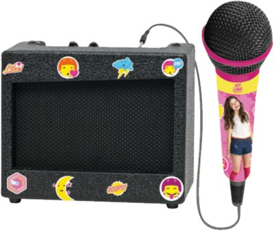 Soy Luna Mini-Verstärker mit Mikrofon