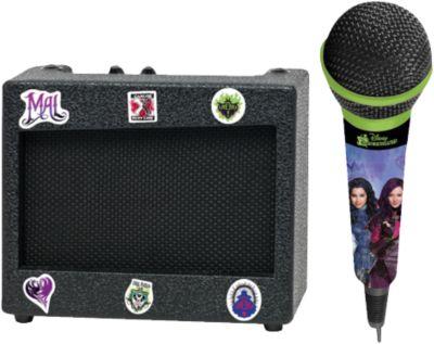 Descendants Mini-Verstärker mit Mikrofon