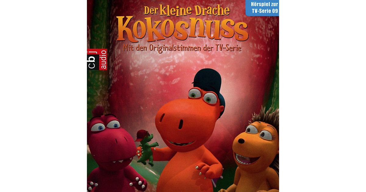 CD Drache Kokosnuss TV 9