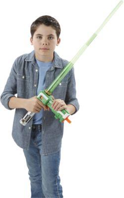 Star Wars - Blaster-Power Lichtschwert Jungen Kinder