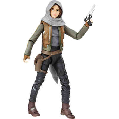 Star Wars Rogue One - The Black Series - Figur Jyn Erso 15 cm