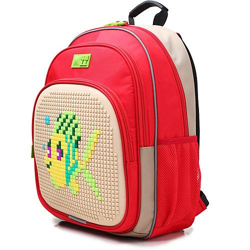 4ALL Рюкзак Kids, красно-сиреневый от 4ALL