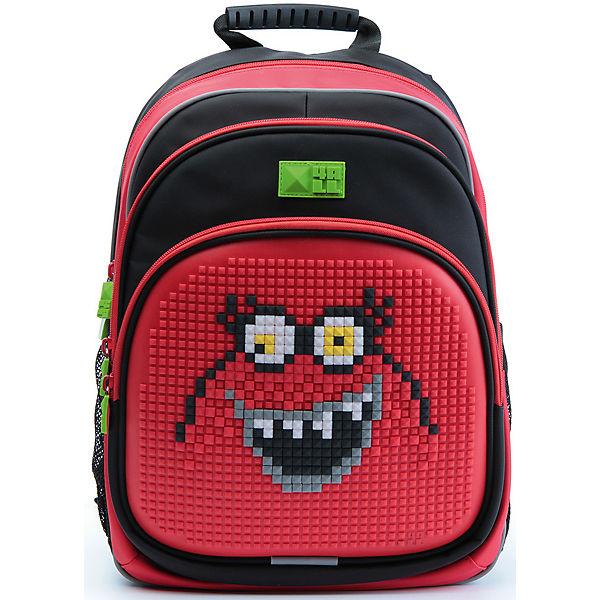 4ALL Рюкзак Kids, черно-красный