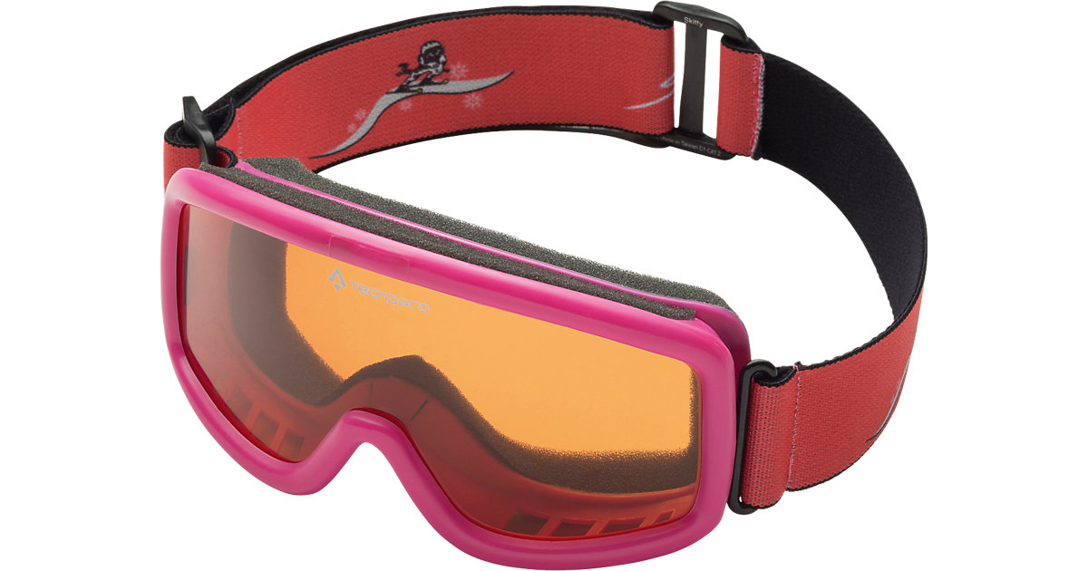 Skibrille Mistral 2.0 Skitty pink