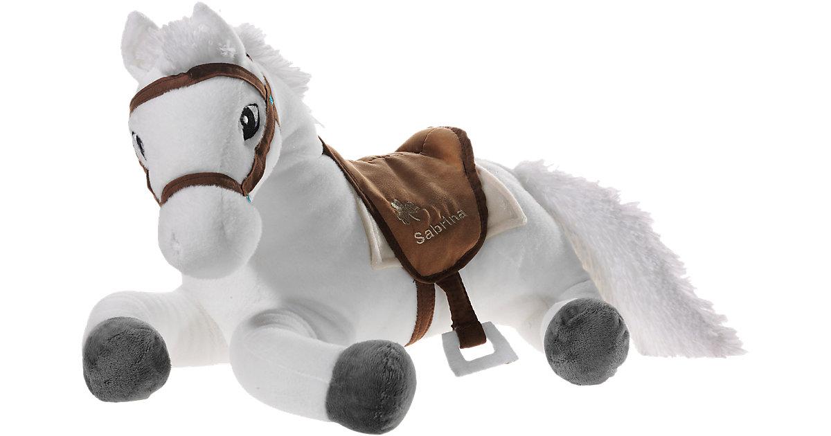 Bibi & Tina Pferd Sabrina 50cm liegend