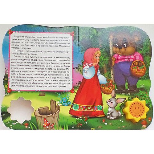 Машенька и медведь, Волшебная кнопочка от Проф-Пресс
