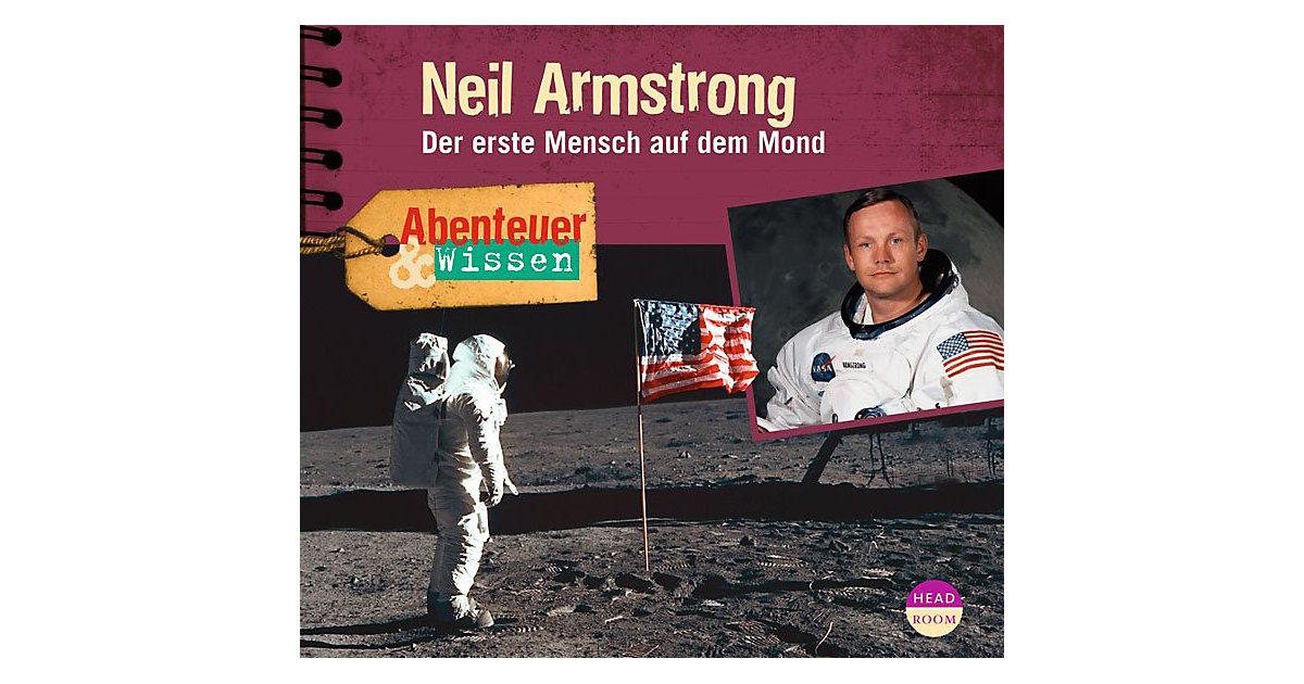 Abenteuer & Wissen: Neil Armstrong, 1 Audio-CD