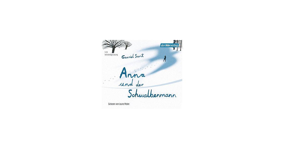 Anna und der Schwalbenmann, 5 Audio-CDs