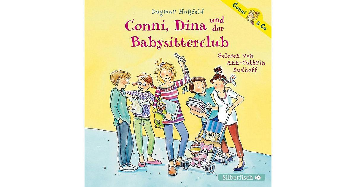 Conni & Co.: Conni, Dina und der Babysitterclub...