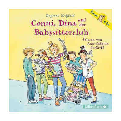 Conni & Co.: Conni, Dina und der Babysitterclub, 2 Audio-CDs