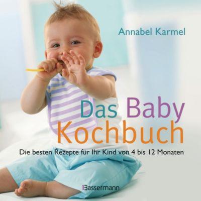Buch - Das Babykochbuch