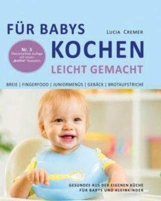 Buch - Für Babys kochen: leicht gemacht