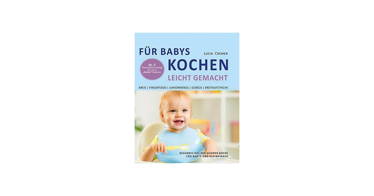 Für Babys kochen: leicht gemacht