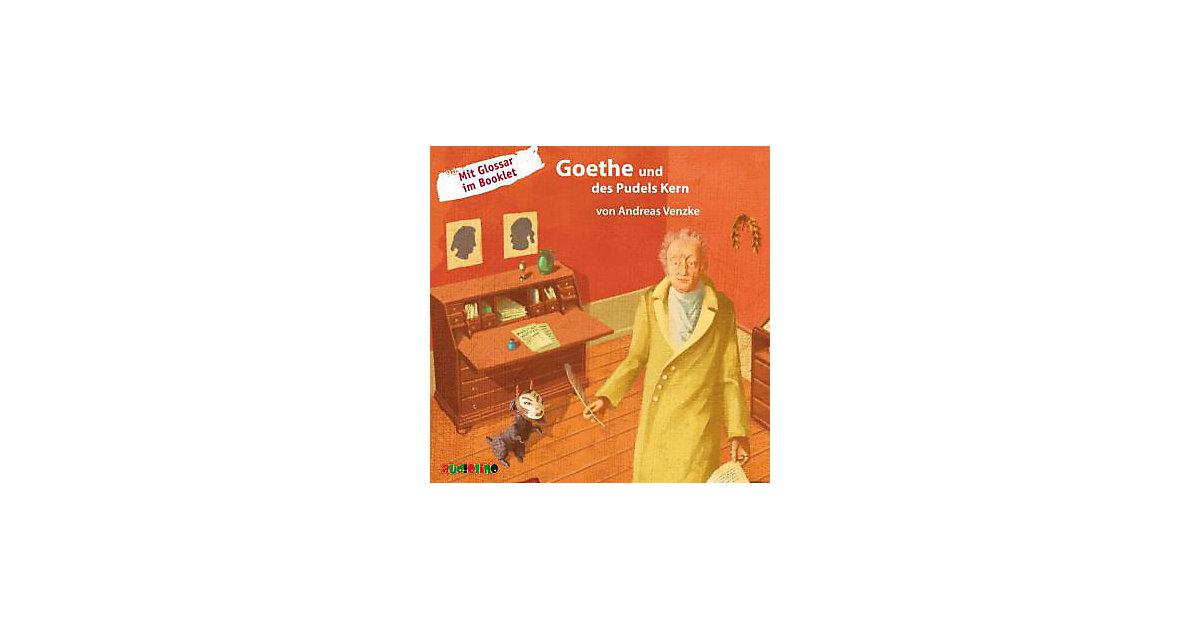 Goethe und des Pudels Kern, 1 Audio-CD