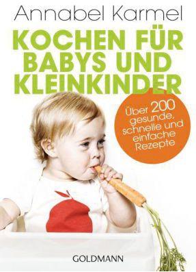 Buch - Kochen Babys und Kleinkinder  Kinder