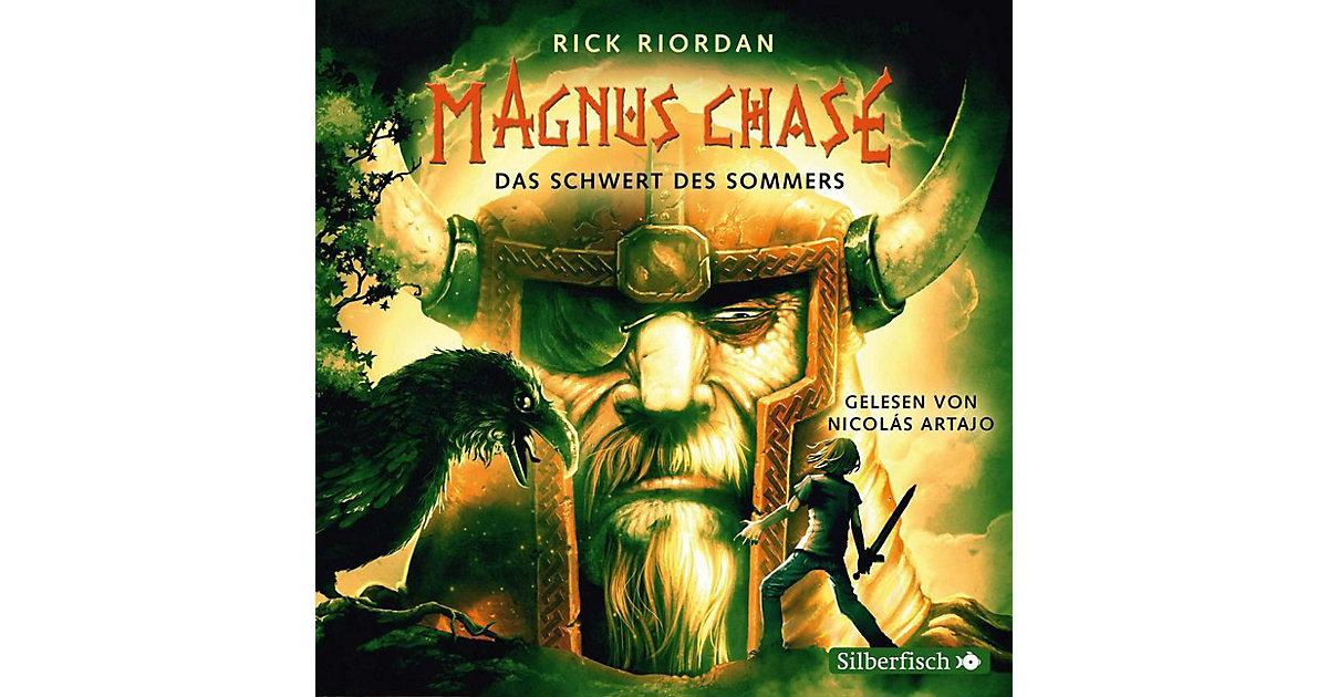 Magnus Chase: Das Schwert des Sommers, 6 Audio-CDs
