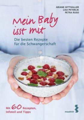 Buch - Mein Baby isst mit