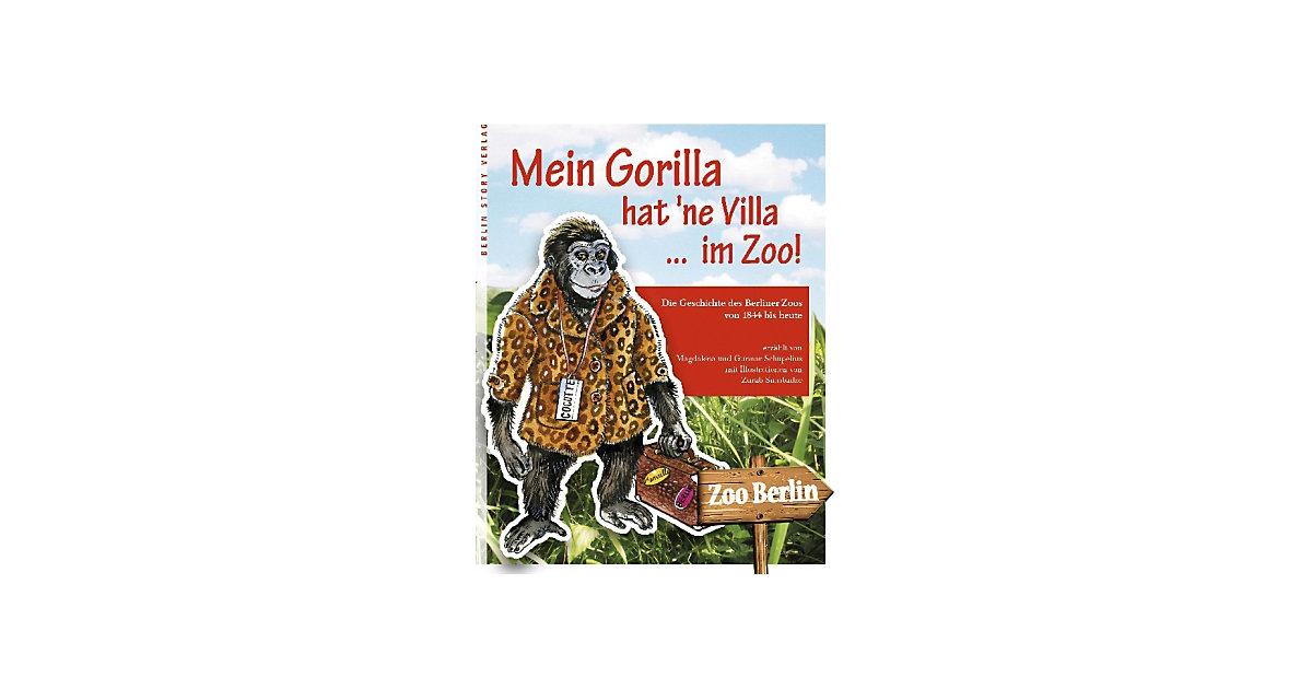 Mein Gorilla hat ´ne Villa... im Zoo!