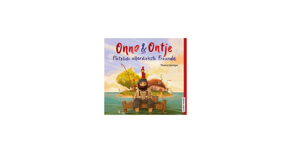 Onno und Ontje: Plötzlich allerdickste Freunde,...