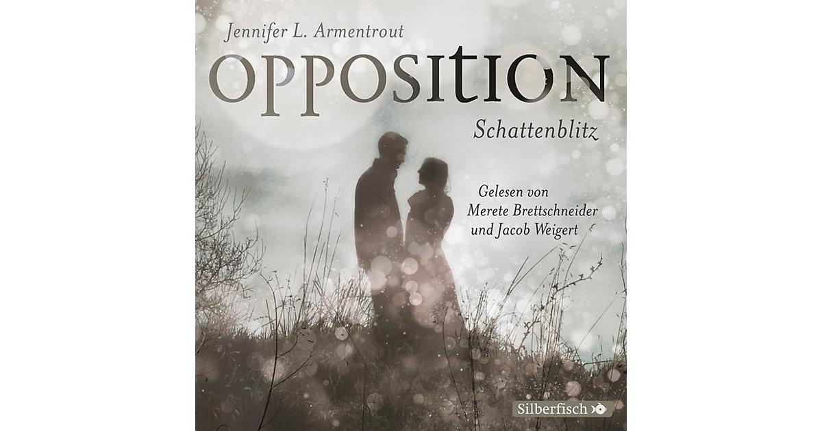 Obsidian: Opposition - Schattenblitz, 6 Audio-CDs