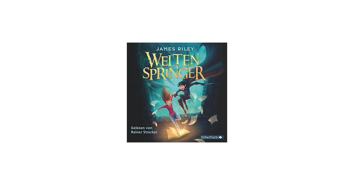 Weltenspringer, 4 Audio-CDs