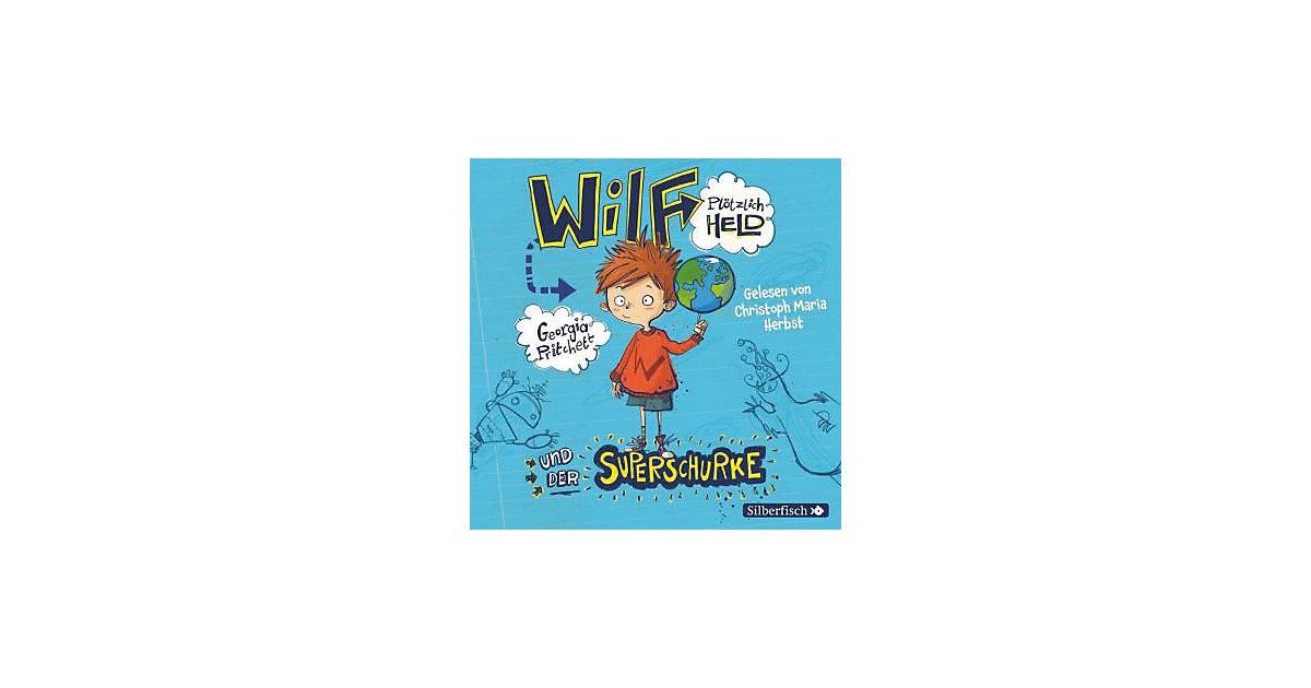 Wilf - Plötzlich Held, 2 Audio-CDs