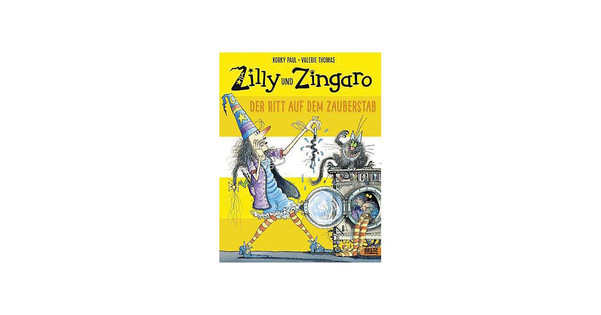 Zilly und Zingaro: Der Ritt auf dem Zauberstab