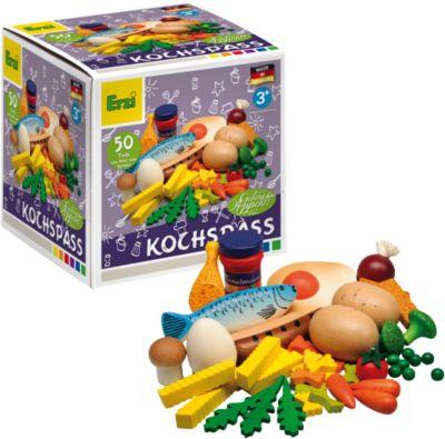 Spiellebensmittel Kochsortierung Aus Holz Spiellebensmittel ...