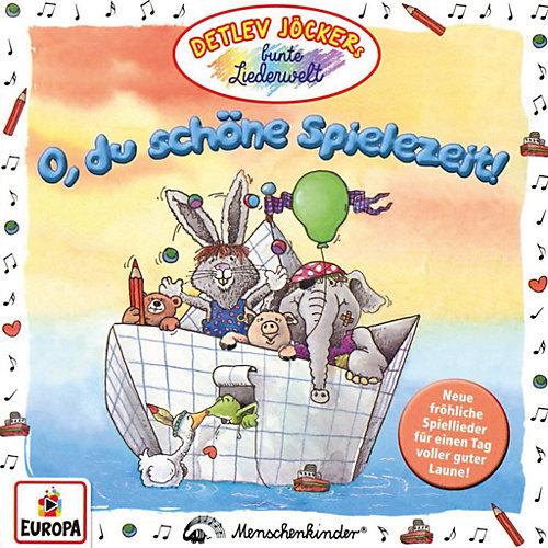 Detlev Jöcker - O,du schöne Spielezeit [CD] jetztbilligerkaufen