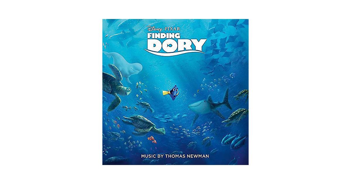 CD Findet Dorie - Original Soundtrack