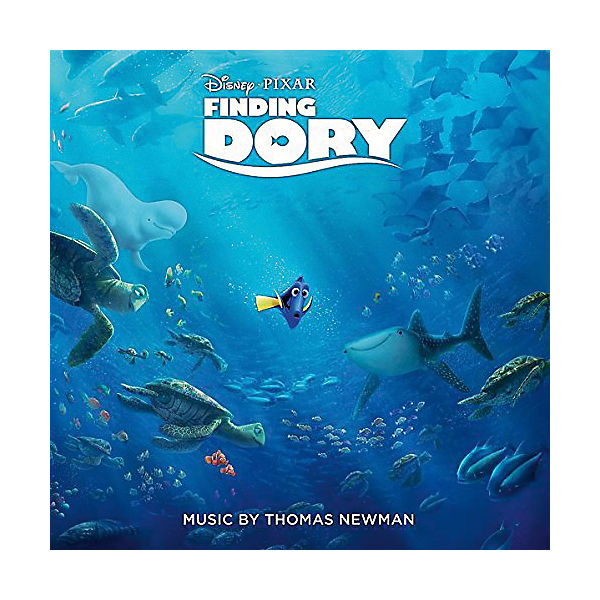 CD Findet Dorie - Original Soundtrack