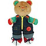Медвежонок Teddy в одежде, K's Kids