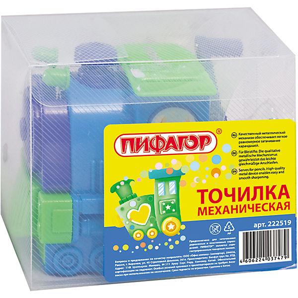 """Механическая точилка """"Паровозик"""""""