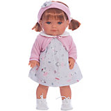 Кукла Эвелина, 38 см, Munecas Antonio Juan