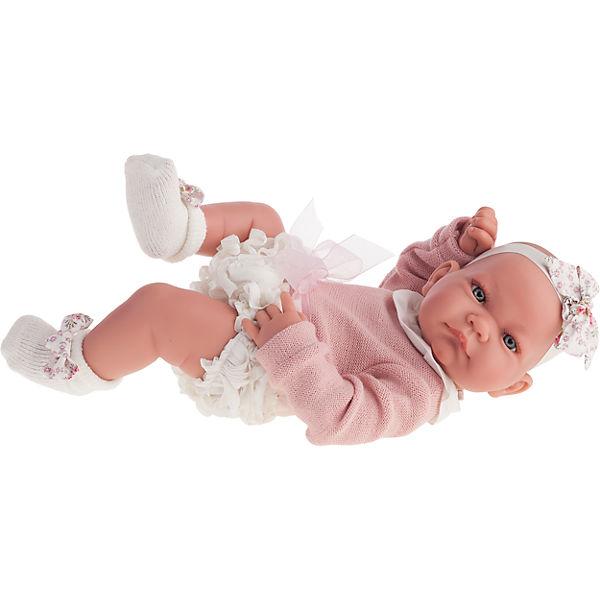 Кукла-младенец Эмма, 42 см, Munecas Antonio Juan