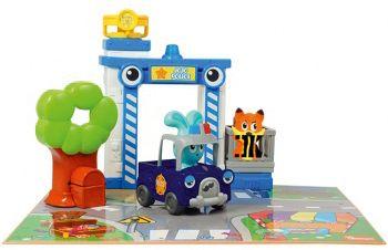 Бани - игровой набор Полицейская станция, Ouaps