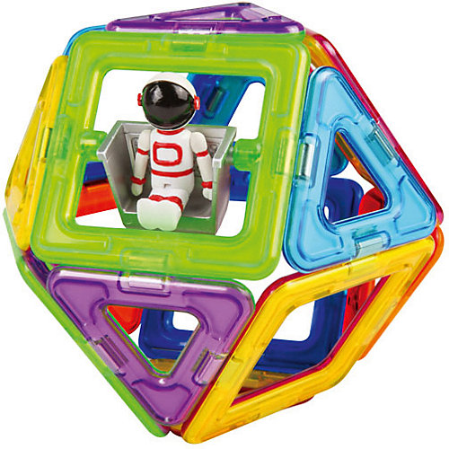 Магнитный конструктор Space Wow, MAGFORMERS от MAGFORMERS