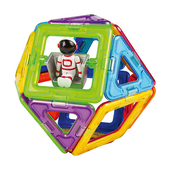 Магнитный конструктор Space Wow, MAGFORMERS
