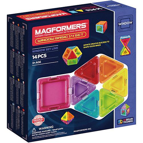 Магнитный конструктор Window Basic, MAGFORMERS от MAGFORMERS