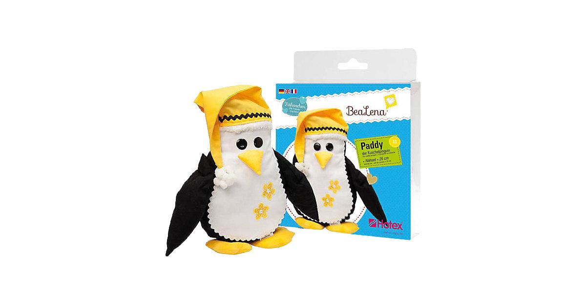 Nähset BeaLena Pinguin Paddy bunt