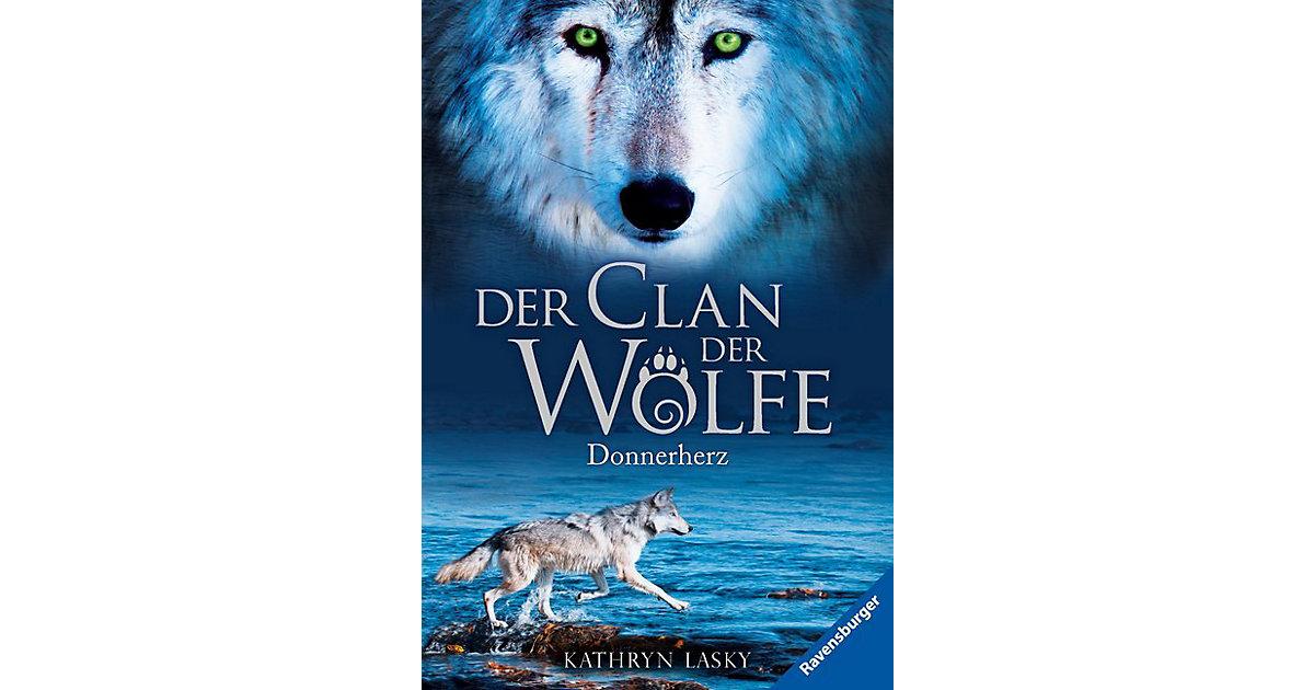 Der Clan der Wölfe: Donnerherz