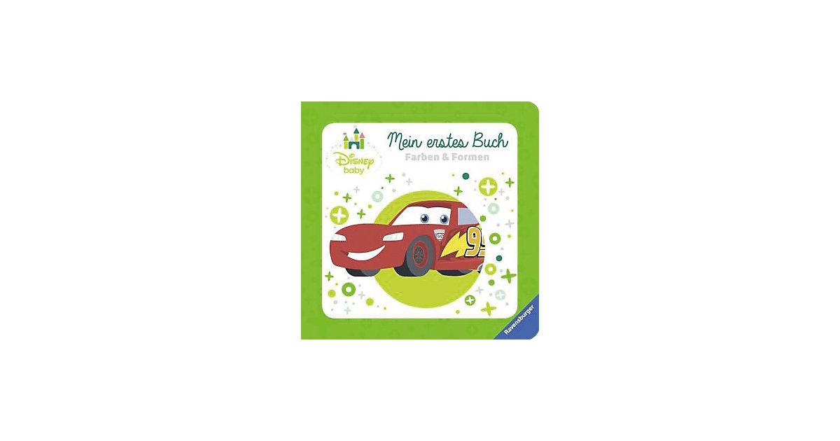Ravensburger · Disney Baby Mein erstes Buch: Cars - Farben & Formen