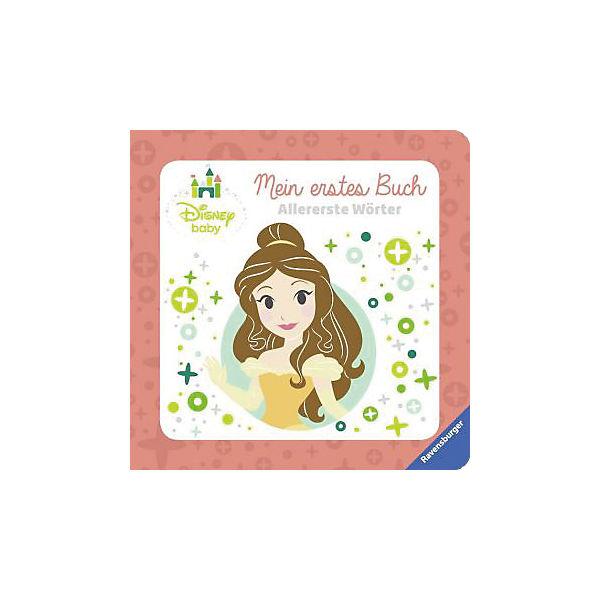 Disney Baby Mein erstes Buch: Prinzessin - Farben & Formen, Disney ...
