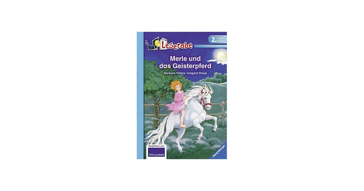 Leserabe: Merle und das Geisterpferd, 2. Lesestufe