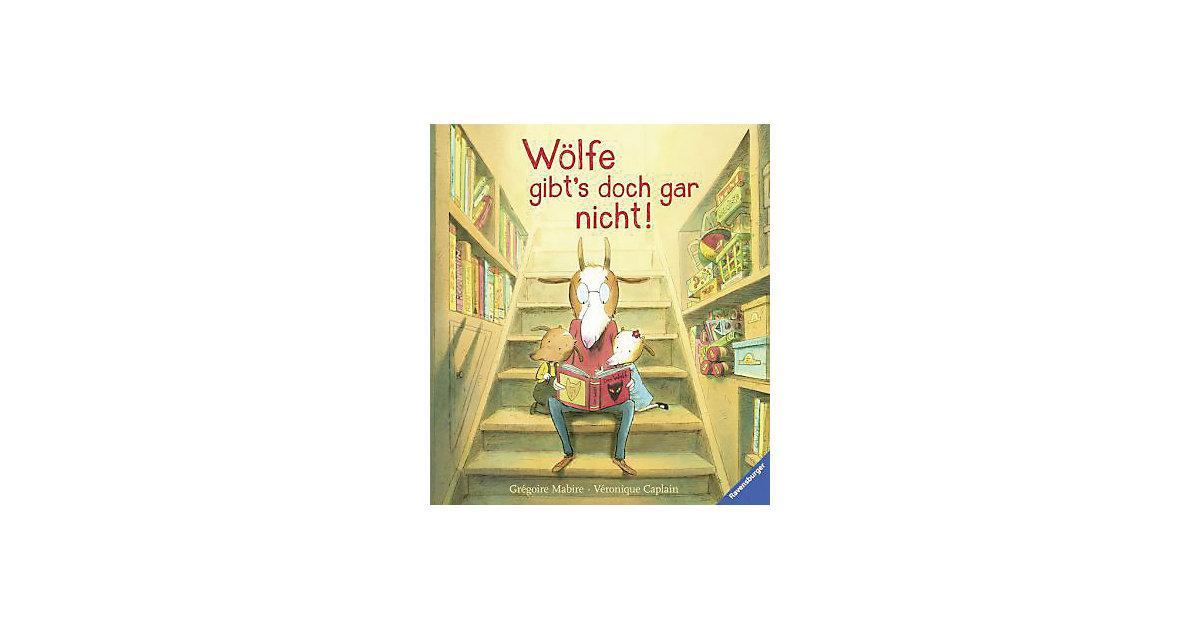 Ravensburger · Wölfe gibt´s doch gar nicht!