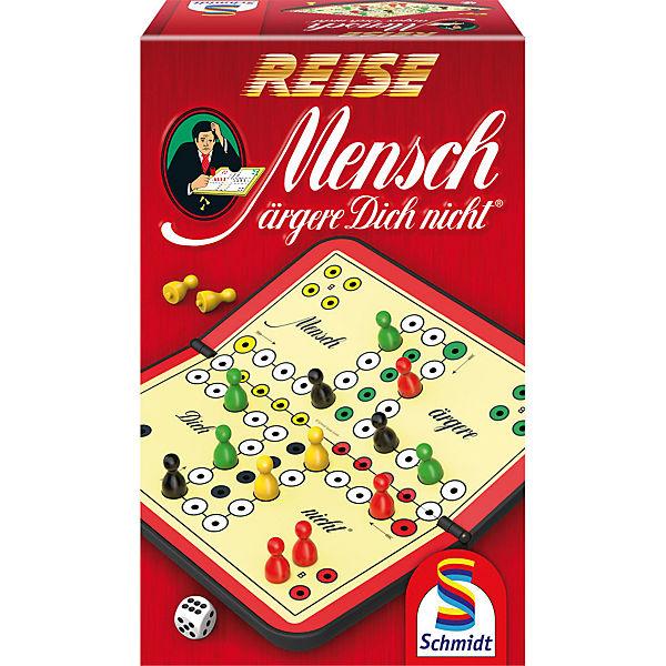 Reise -  Herrench ärgere Dich nicht®, Schmidt Spiele