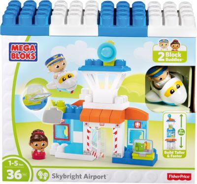 Mega Bloks Flughafen