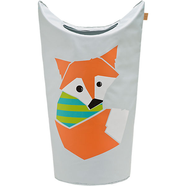 Wäschesack Kinderzimmer   Wasche Und Spielzeugkorb 4kids Fox Lassig Mytoys