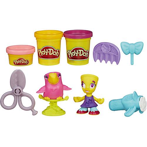 """Игровой набор """"Житель и питомец"""", Город, Play-Doh, B3411/B5973 от Hasbro"""