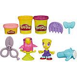 """Игровой набор Play-Doh """"Житель и питомец"""", Город"""